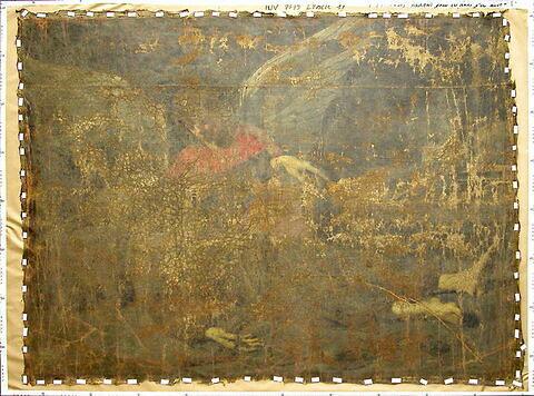 face, recto, avers, avant ; vue d'ensemble ; vue sans cadre © 2002 Musée du Louvre / Peintures