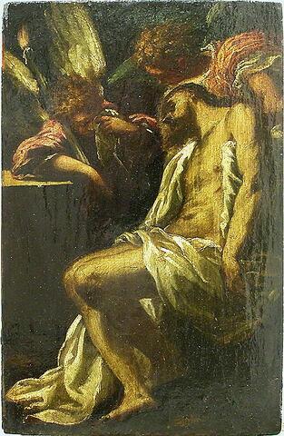 face, recto, avers, avant ; vue d'ensemble ; vue sans cadre © 2003 Musée du Louvre / Peintures