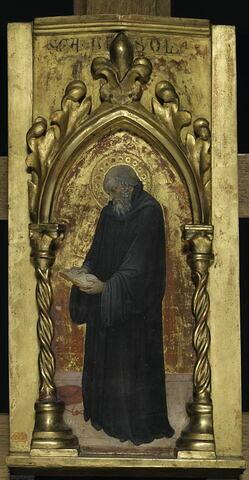 Saint Jérôme lisant
