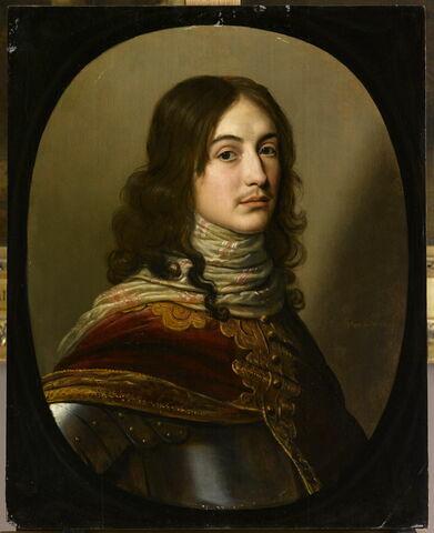 Portrait de Maurice de Bavière (1621-1652), prince palatin