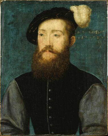 Charles de Cossé, comte de Brissac (v. 1506-1564), maréchal de France en 1550.