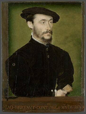 Jacques Bertaut, contrôleur de la Maison du Roi.
