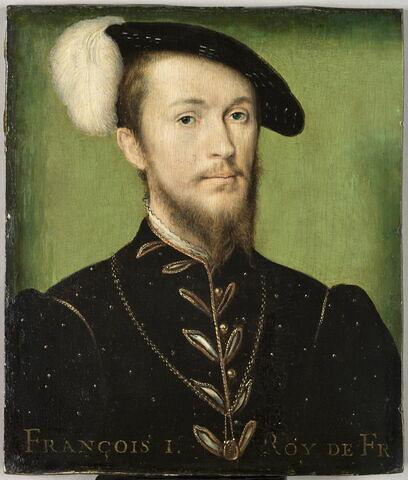 Portrait présumé de Jean IV de Brosse, dit de Bretagne (1505-1564), duc d'Etampes