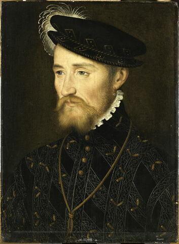 François de Lorraine, duc de Guise (1519-1563).