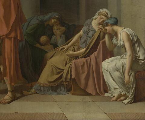 face, recto, avers, avant ; détail © 2018 RMN-Grand Palais (musée du Louvre) / Michel Urtado