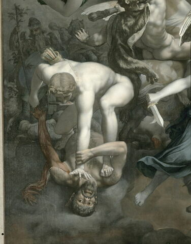 face, recto, avers, avant ; détail © 2000 RMN-Grand Palais (musée du Louvre) / Hervé Lewandowski