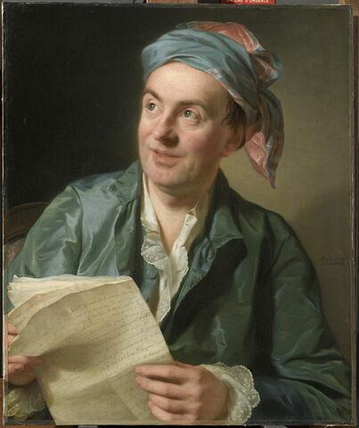 Portrait de Jean-François Marmontel (1723-1799)
