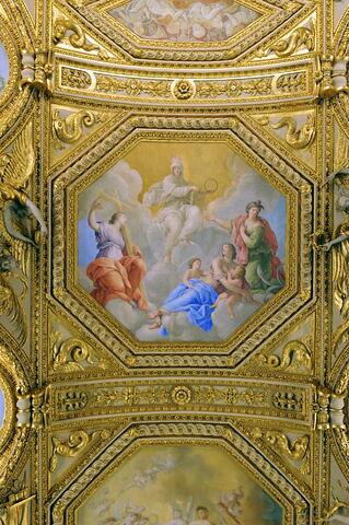 face, recto, avers, avant ; vue d'ensemble ; vue avec cadre © 2010 RMN-Grand Palais (musée du Louvre) / Christophe Fouin