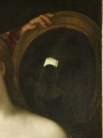 face, recto, avers, avant ; détail © 2010 Musée du Louvre / Martine Beck-Coppola