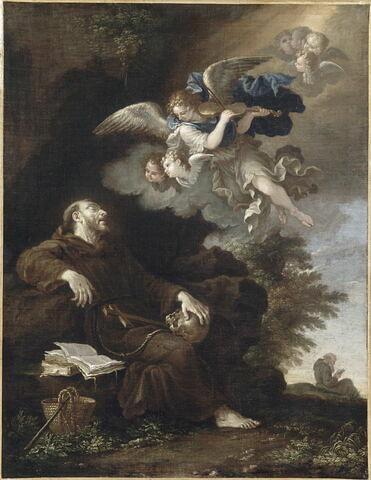 Saint François en extase