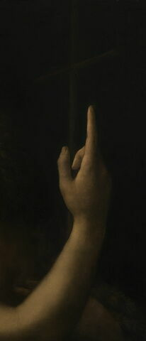 face, recto, avers, avant ; détail ; vue sans cadre © 2016 RMN-Grand Palais (musée du Louvre) / Tony Querrec