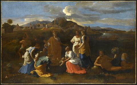 Moïse sauvé des eaux
