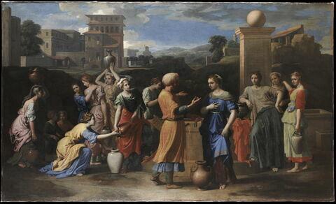 Eliézer et Rébecca