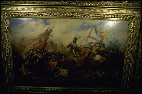 Clémence d'Henri IV après la Bataille d'Ivry (1590)