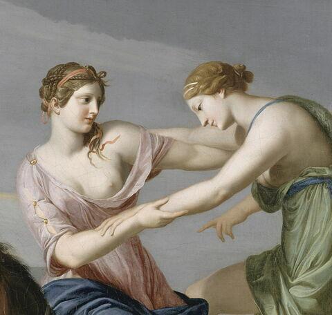face, recto, avers, avant ; détail © 2007 RMN-Grand Palais (musée du Louvre) / René-Gabriel Ojéda