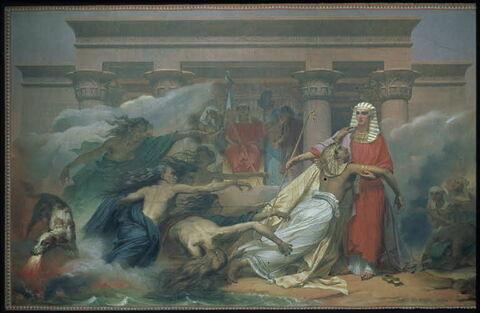 face, recto, avers, avant ; vue d'ensemble ; vue sans cadre © 1998 Musée du Louvre / Etienne Revault