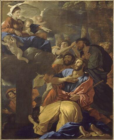 Apparition de la Vierge à saint Jacques le Majeur