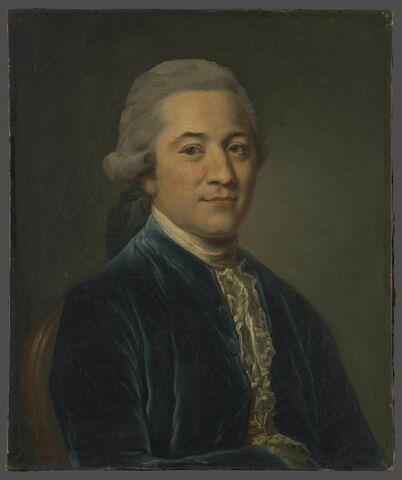 Portrait d'Antoine Huard (vers 1756-1834)