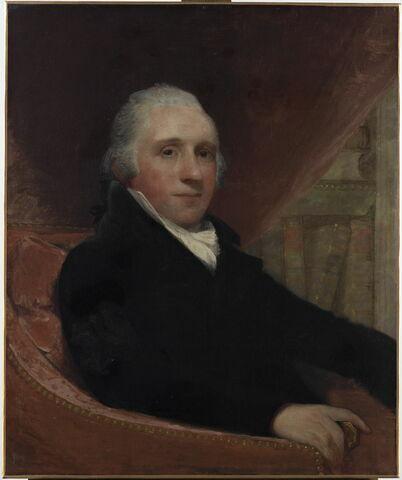 Portrait d'homme, dit auparavant Portrait de Sir John Beckett (1743- 1826)