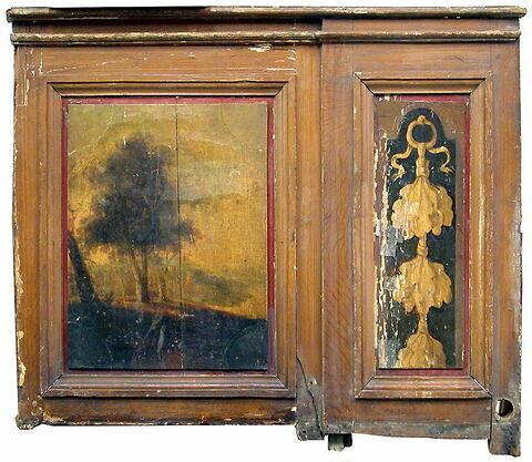 face, recto, avers, avant ; vue d'ensemble © 2002 Musée du Louvre / Peintures