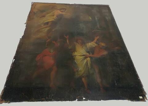Saint Étienne conduit au martyre