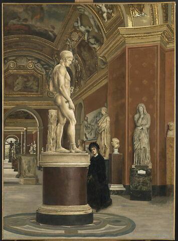 face, recto, avers, avant ; vue d'ensemble ; vue sans cadre © 2016 RMN-Grand Palais (musée du Louvre) / Adrien Didierjean
