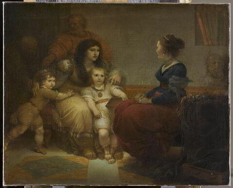 Cornélie, mère des Gracques