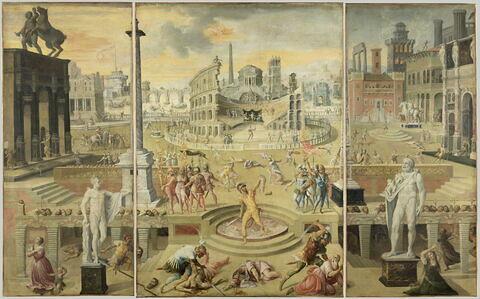 Les massacres du Triumvirat.