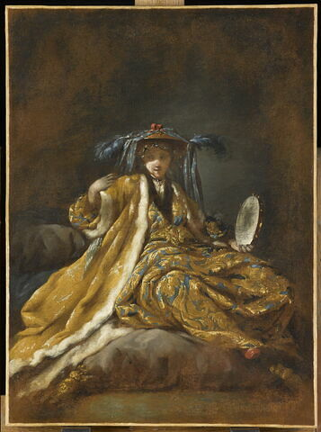 Sultane grecque.