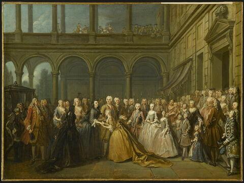 L'Entrevue de Neuhaus (24 mai 1737)