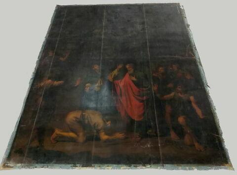 Conversion du geôlier de saint Paul