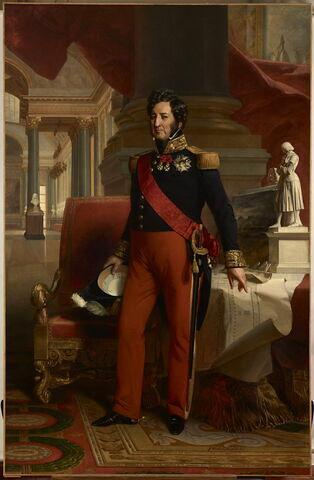 Louis-Philippe 1er, roi des Français (1773-1850)
