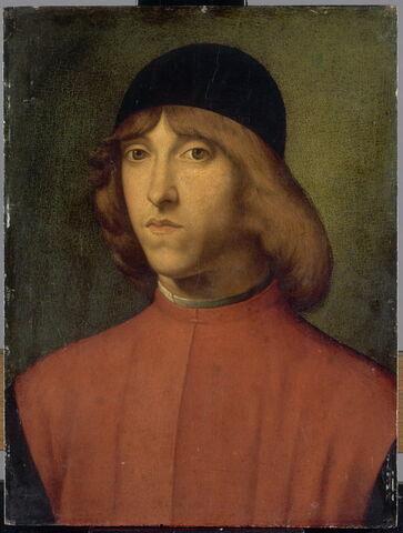 Portrait de Piero di Lorenzo de Medici