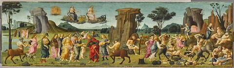 Les Noces de Thétis et de Pélée