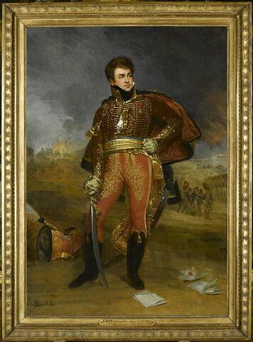 Le général comte François Fournier-Sarlovèze (1773-1827).