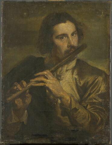 Joueur de flûte traversière
