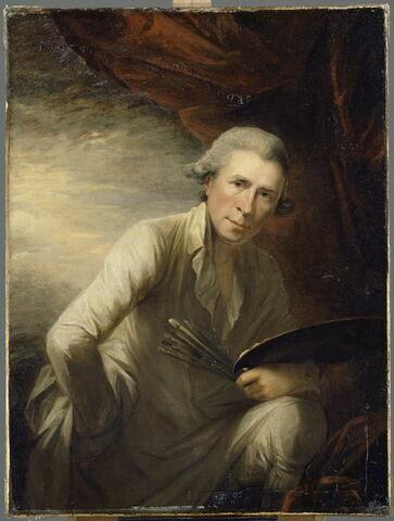 Portrait d'un artiste (autoportrait ?)