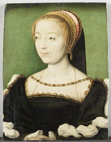 Portrait présumé de Louise de Rieux, dame d'Ancenis.