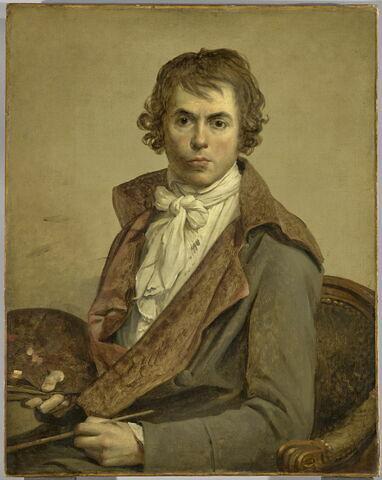 Portrait de l'artiste.
