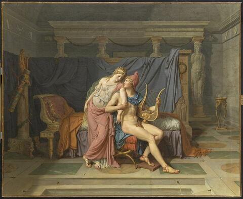 Les amours de Pâris et d'Hélène