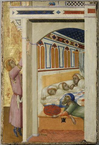 La Charité de saint Nicolas de Bari