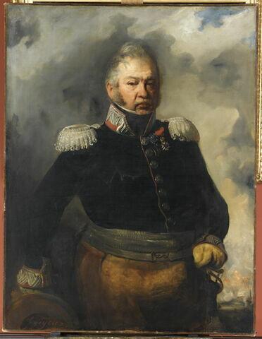 Le lieutenant général Joseph Dwernicki (1779-1857).