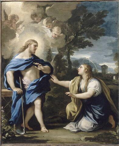Le Christ apparaissant à la Madeleine