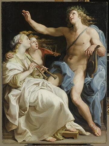 Apollon, la Musique et la Métrique