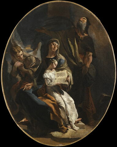 L'Éducation de la Vierge