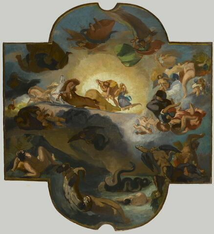 face, recto, avers, avant ; vue d'ensemble ; vue sans cadre © 2010 RMN-Grand Palais (musée du Louvre) / Stéphane Maréchalle