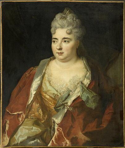 Marie-Anne Mancini, duchesse de Bouillon (1646-1714) (portrait présumé)