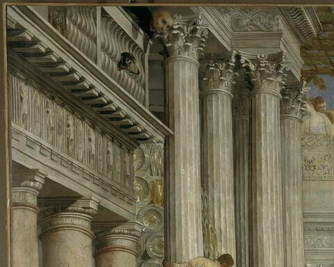 face, recto, avers, avant ; détail © 1992 RMN-Grand Palais (musée du Louvre) / Photographe inconnu