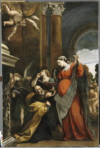 Le Repentir de saint Joseph