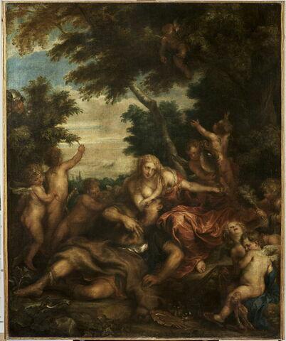 Les Amours de Renaud et de l'enchanteresse Armide